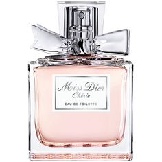 Women's Dior Miss Dior Eau De Toilette ($100) ❤ liked on Polyvore featuring beauty products, fragrance, perfume, beauty, makeup, fillers, accessories, no color, eau de toilette perfume and parfum fragrance