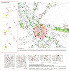 Arturo Soria Hall of Fame - situación Map, Architecture, Location Map, Cards, Maps, Peta