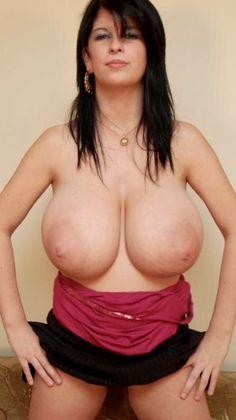 pancake tits Big