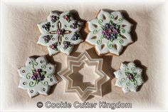 Our 8 Tip Star Cookie Cutter is designed by Tunde from Tunde's Creations, the master gingerbread artist. Her award-winning designs and decorations preserve the Hungarian gingerbread traditions. Other