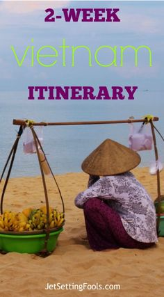 Vietnam ranks as one of the most fascinating countries we have ever visited. For a country half the size of Texas, it packs a punch with buzzing cities, natural wonders, historic temples, mountain retreats and beach island getaways. If you are limited on time, but intent on getting a sweeping view of Vietnam, our 2-week Vietnam Itinerary is for you.