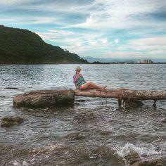 Pega uma trilha e vai... Maravilhaaaaa!!! #peruibe #beach #instagram #instapic #fds #brazil #saopaulo #tripadvisor #tripaddicts #vaidemochila #viajenaviagem # by ferspadao