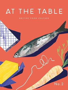 Issue 2 | Magazine | At The Table