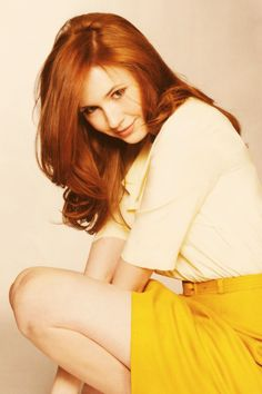 karen gillan plays amy pond in doctor who, and she is my second favorite companion after rose. and i'm obsessed with her hair. Karen Gillan, Karen Sheila Gillan, Beautiful Women Tumblr, Beautiful Redhead, Doctor Who, Eleventh Doctor, Pretty People, Beautiful People, Auburn