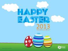 Wallpaper - Easter 2013
