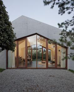 Confignon #house #architecture #window #exterior #design