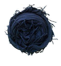 Chan Luu Scarf ~ Medieval Blue