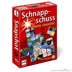 Schnappschuss / Snapshot / Like a puzzle, only comes after a great pattern with many sights out. This game is for all ages. Game Night, Puzzle, Baby, Games, Toys, Pattern, Family Games, Candid Photography, Swiss Guard