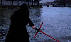 Picture of Customizable crossguard lightsaber, from The Force Awakens