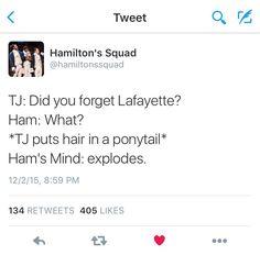 Hamilton Squad