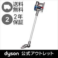 【Dyson MEGA SALE 特別セット】ダイソン DC35 モーターヘッド   Dyson digital slim サイクロン式 コードレス掃除機 [DC35MH] <アイアン/クロムブルー>【新品/メーカー2年保証】