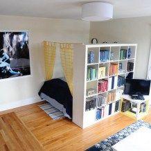 Creative small apartment decoroting (5)