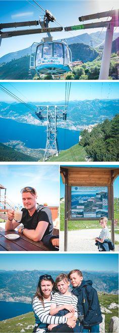 Malcesine, Monte Baldo, linbana, cable car