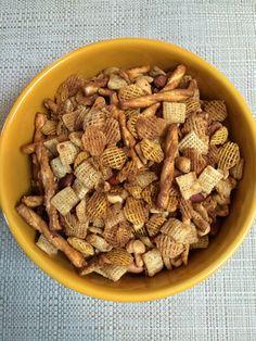 Low sodium cereal mix
