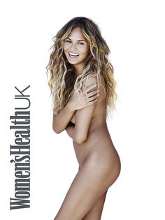 Chrissy Teigen Wishes Her Butt Was Bigger, Proudly Bares All in Women's Health U.K.'s Naked Issue Anyway