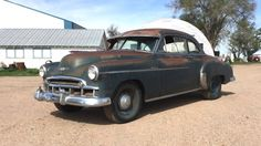 Classy Coupe: 1949 Chevrolet Deluxe - http://barnfinds.com/classy-coupe-1949-chevrolet-deluxe/