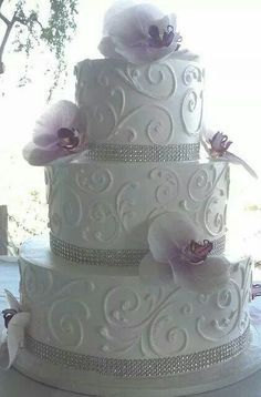Image result for delicate wedding cakes