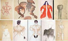 More work by Eiko Ishioka from Mirror, Mirror