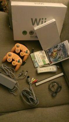 Nintendo Wii Console, White (NEWEST MODEL) --- http://www.amazon.com/Nintendo-Wii-Console-White-NEWEST-MODEL/dp/B00AFYAUYW/ref=sr_1_10/?tag=triniversalne-20