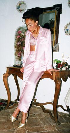 Sneak Peak: Olivia von Halle SS13-Global Intimate Wear
