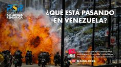 ¿Qué está pasando en Venezuela?