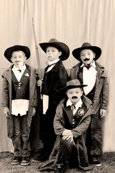 Tombstone movie party cowboys Wild West boy theme party @pretty things My Party party envy by Charlene Wyatt earp doc holiday boys theme