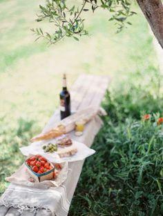 Décor de Provence-picnic