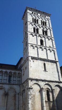 Chiesa di San Michele in Foro - campanilla - Lucca