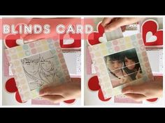 DIY | Blinds Card Tutorial | Explosion Box Idea - YouTube #cardmagictutorials