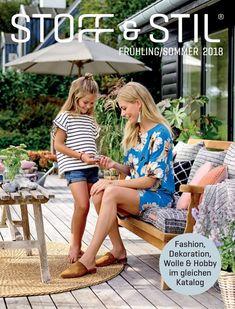 FRÜHLING/SOMMER 2018 Fashion, Dekoration, Wolle & Hobby im gleic