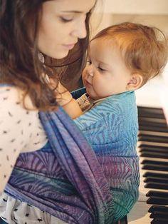 Oscha Sling - Rive Jig of Joy Baby Wrap