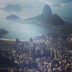 O Rio continua lindo!
