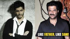 #AnilKapoor's son #Harshvardhan to step in dad's #MrIndia shoes!
