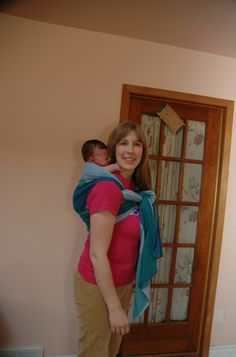 Newborn Back Wrapping Tutorial - very pic heavy
