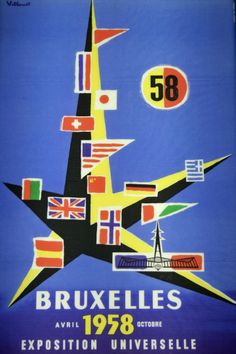 1958 Brussels, Exposition Universelle