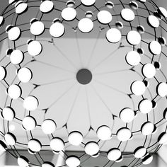 Luceplan Mesh Pendelleuchte Ø LucePlanLucePlan Luceplan Luminária pendente de malha Ø LucePlanLucePlan Architecture Plans Architecture, Romanesque Architecture, Cultural Architecture, Education Architecture, Light Architecture, Residential Architecture, Architecture Design, Diy Luminaire, Luminaire Design