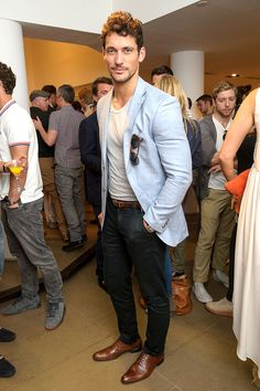 David Gandy, el gran top model masculino | Galería de fotos 20 de 30 | VOGUE
