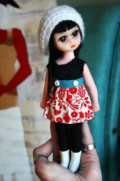 Someofmy Skirt by Button Arcade, via Flickr