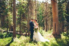 Rugged + Elegant Wyoming Wedding: Faith + Kevin   Green Wedding Shoes Wedding Blog   Wedding Trends for Stylish + Creative Brides