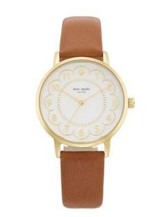 scallop metro watch - kate spade new york