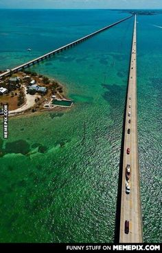 Seven Mile Bridge Florida Keys, Florida