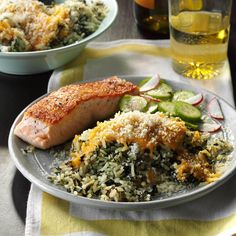 Slow Cooker Spinach & Rice