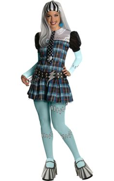 Monster High Frankie Stein Costume | Jokers Masquerade