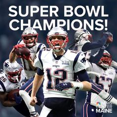 Superbowl Champions, New England Patriots Football, Tom Brady, Football Helmets, Nfl, Sports, Bowls, Southern, Sport