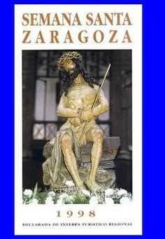 Cartel Semana Santa Zaragoza 1998