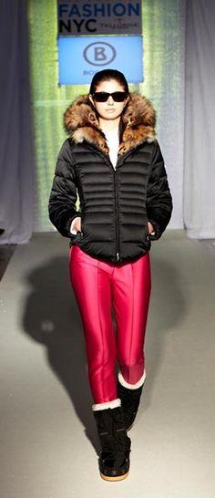 Bogner Ski Wear and Apres Ski Wear, at SNOW Fashion NYC