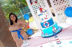 Baby Shower Marinero - Blog de BabyCenter