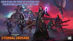 Warhammer 40.000: Eternal Crusade Eldar Asuryans Rächer/Jäger Klassenvor...