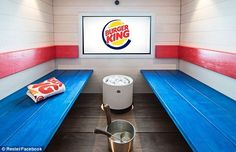 Burger King To Open In-House Sauna