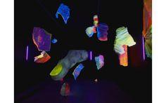 Gasworks presents first UK solo exhibition by Guatemalan artist Naufus Ramírez-Figueroa Cute Art, Archaeology, New Art, Contemporary Art, Dinosaur Stuffed Animal, Sculptures, Presents, Neon, Painting